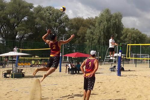 Змагання з волейболу у Чернігові