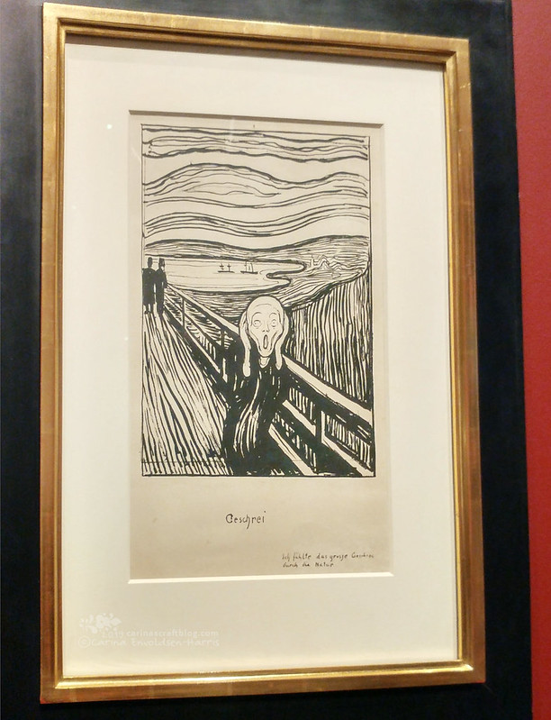 Love & Angst - Edvard Munch exhibition at the British Museum