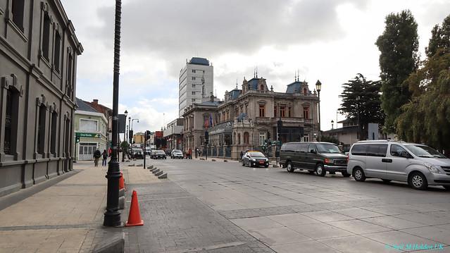 Plaza de Armas Muñoz Gamero, Punta Arenas, Chile