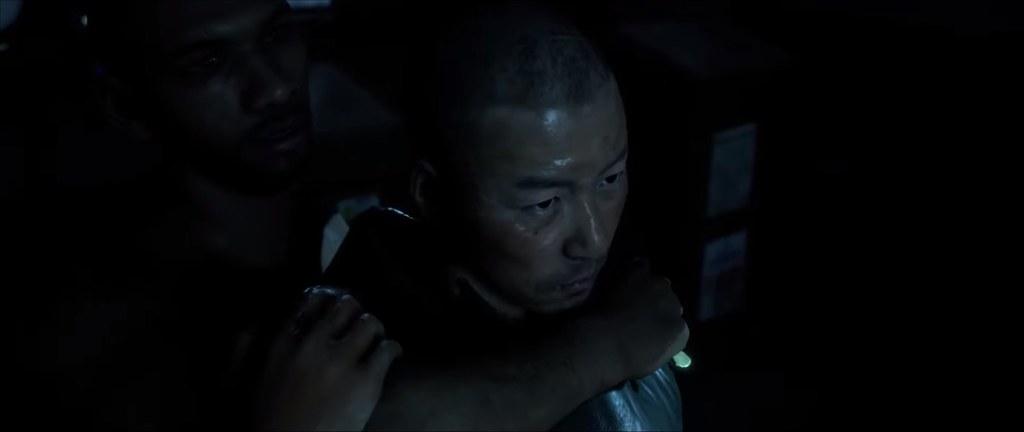 Man of Medan – Hostage