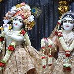 ISKCON Bangalore Deity Darshan 15 July 2019