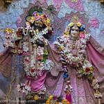 ISKCON Vrindavan Deity Darshan 15 July 2019