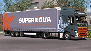 [ETS2] Supernova Intertrans combo for Krone Megaliner by Sogard3 | by TheNuvolari