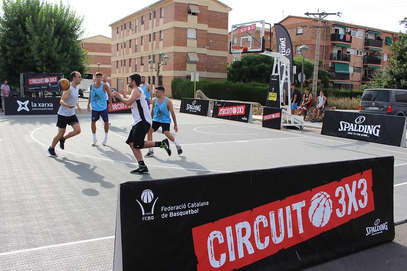 Tarragona / Circuit 3x3 FCBQ 2019