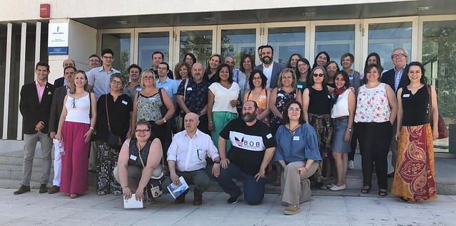 Encuentro Lanzaderas CLM 2019