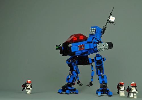 SP59 Tactical Deployment Walker
