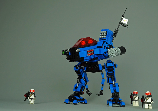 SP59 Tactical Deployment Walker