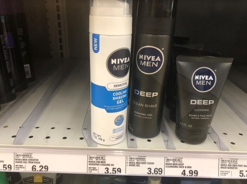 nivea after shave coupon