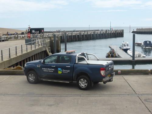 West Bay Harbourmaster Photo