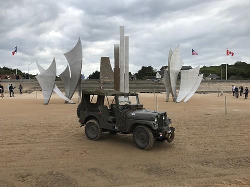 Normandi� 31 mei t/m 10 juni 2019