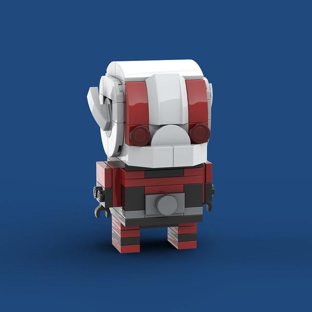 BrickHeadz - Ant Man
