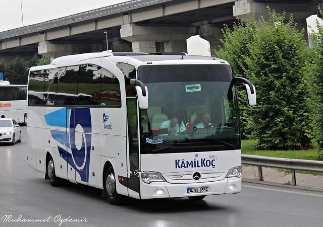 35 NK 0534 - Kamil Koç