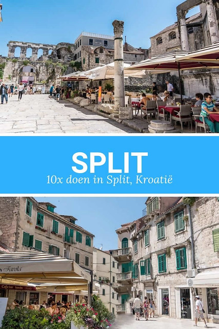 Split, Kroatië: de leukste dingen om te doen in Split | Mooistestedentrips.nl
