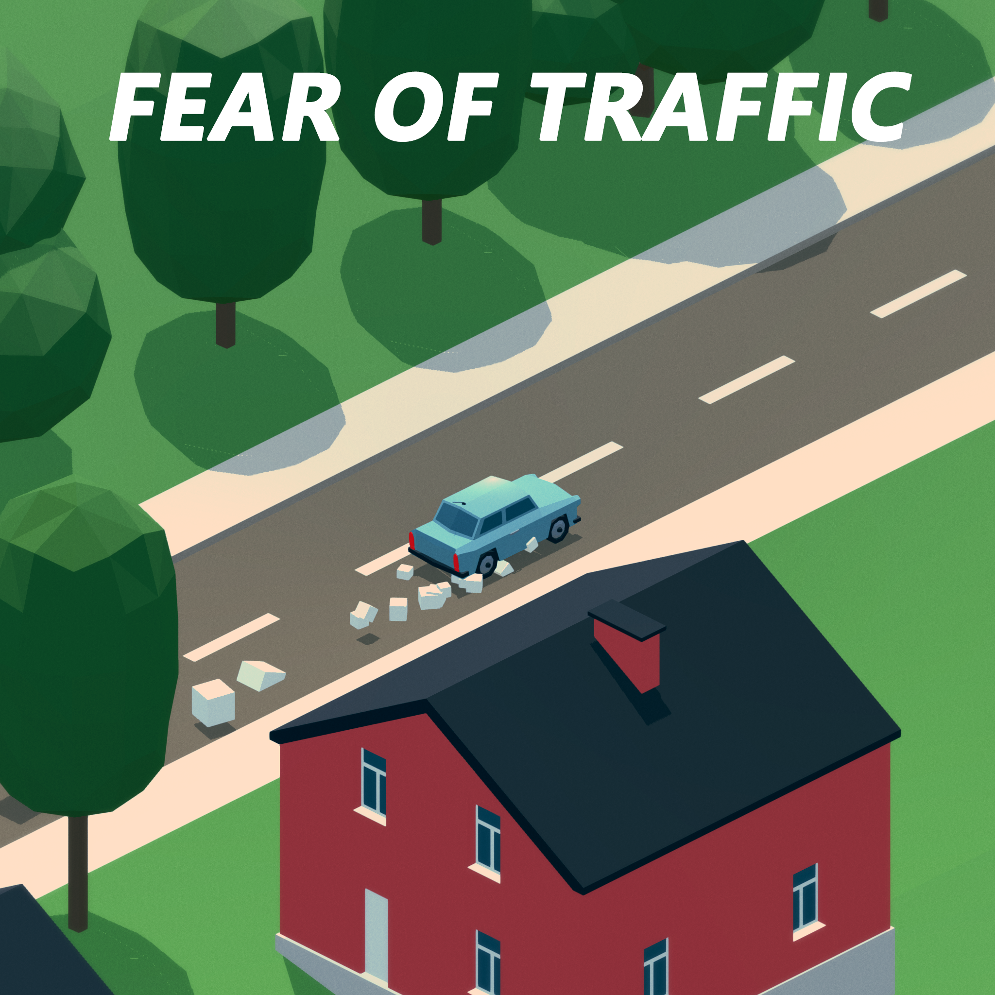 Thumbnail of Fear Of Traffic on PS4