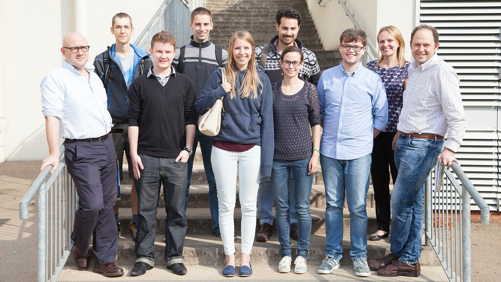 Picture of Cohort 1 SAMBa students