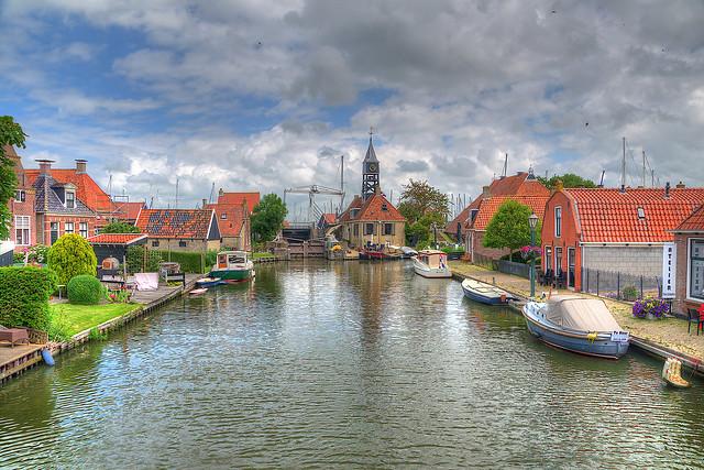 Kanal Hindeloopen