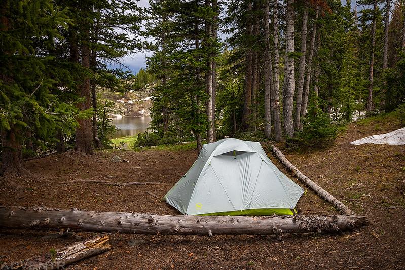 Crater Lake Camp