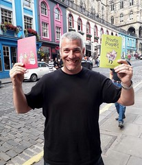 Sat, 07/13/2019 - 17:32 - Here's Rich with both the books.