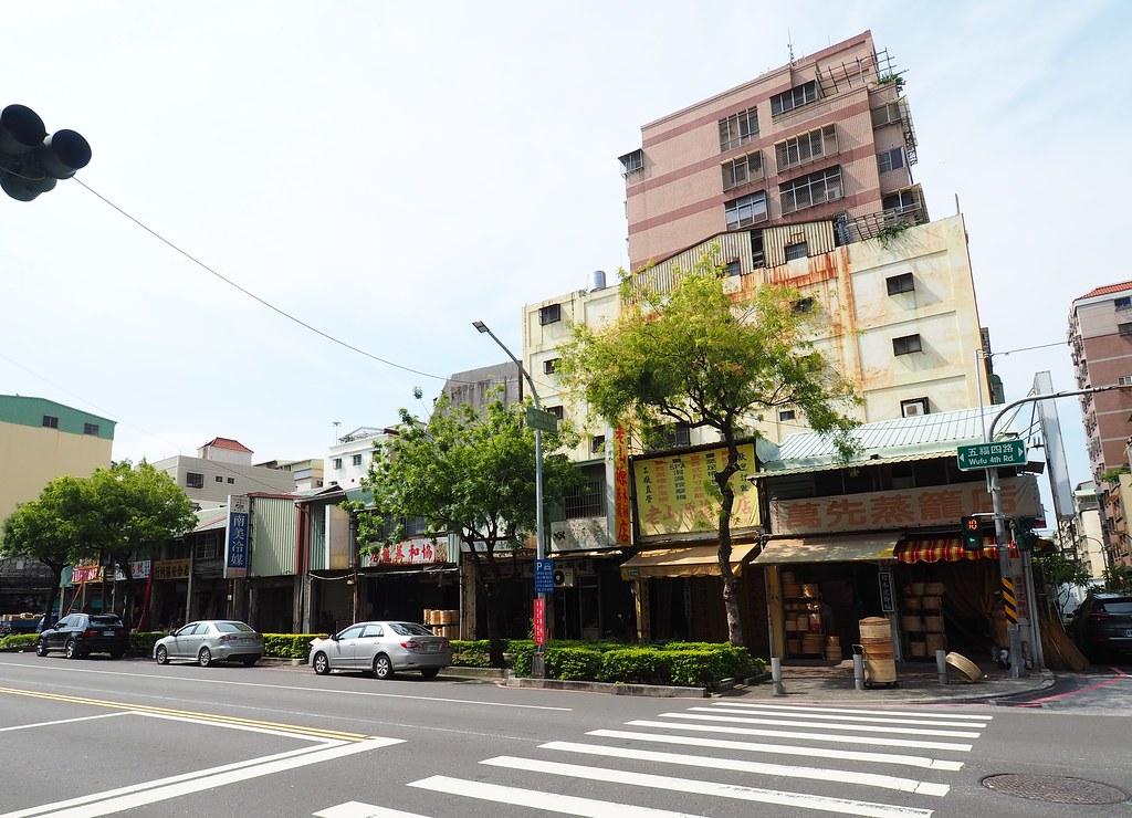 鹽埕竹編蒸籠街 (1)