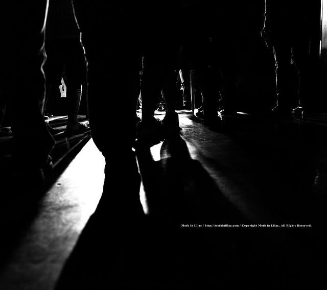 Floor light.