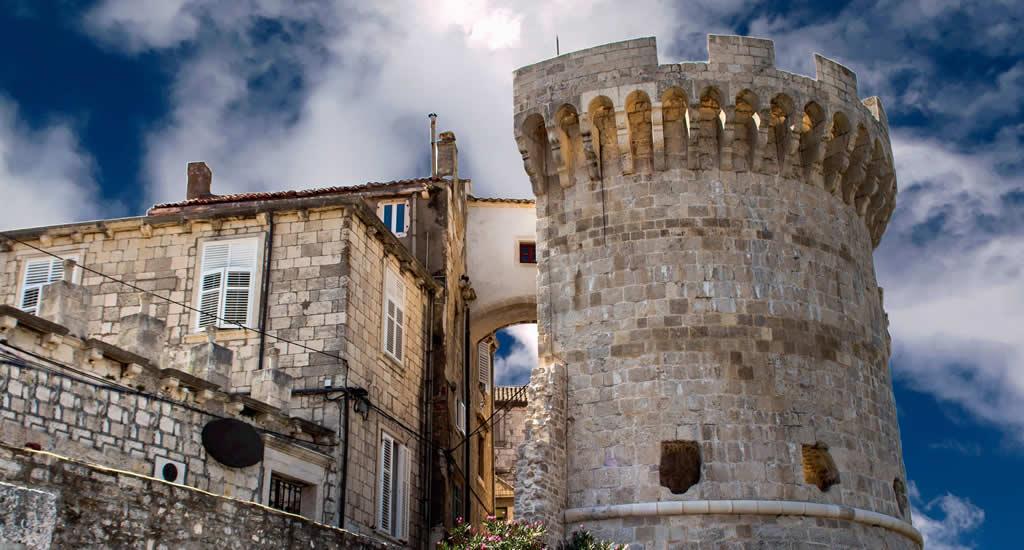 Kroatische eilanden: Korčula | Mooistestedentrips.nl