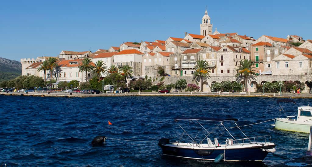 Eilandhoppen Kroatië: Korčula | Mooistestedentrips.nl