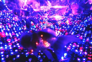 dreaming in lights,again and again.