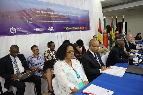 19.07. XXXIX Reunião dos Pontos Focais de Cooperação da CPLP