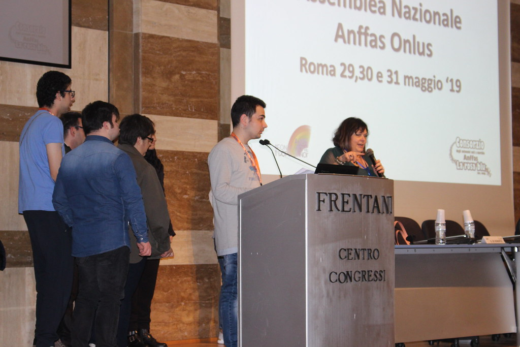 IMG_1150 - Anffas Sede Nazionale - Flickr