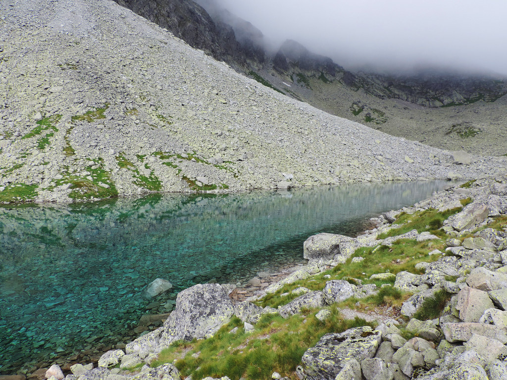 Day Hikes In The High Tatras: Dlhé pleso