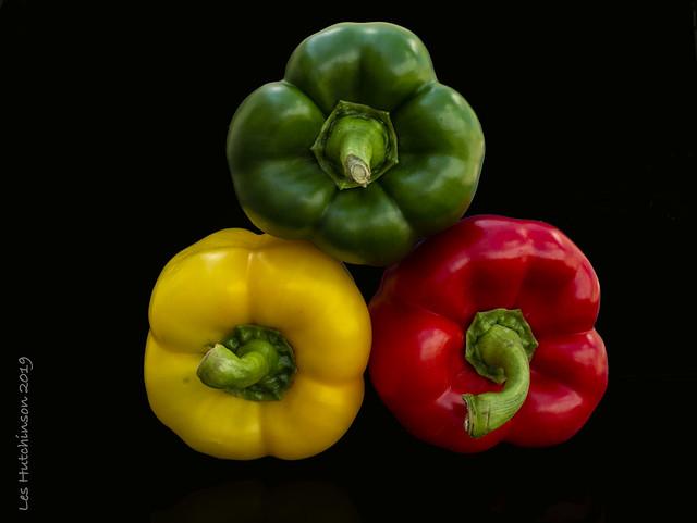 2019 07 15 - pepper tricolor