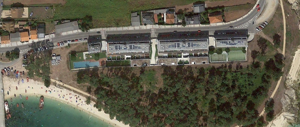 villa psoe, illa de arousa, pontevedra, aquí intentando influir en el resultado electoral, después, urbanismo, planeamiento, urbano, desastre, urbanístico, construcción, rotondas, carretera