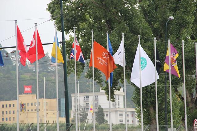 Um ano depois dos Jogos Europeus Universitários