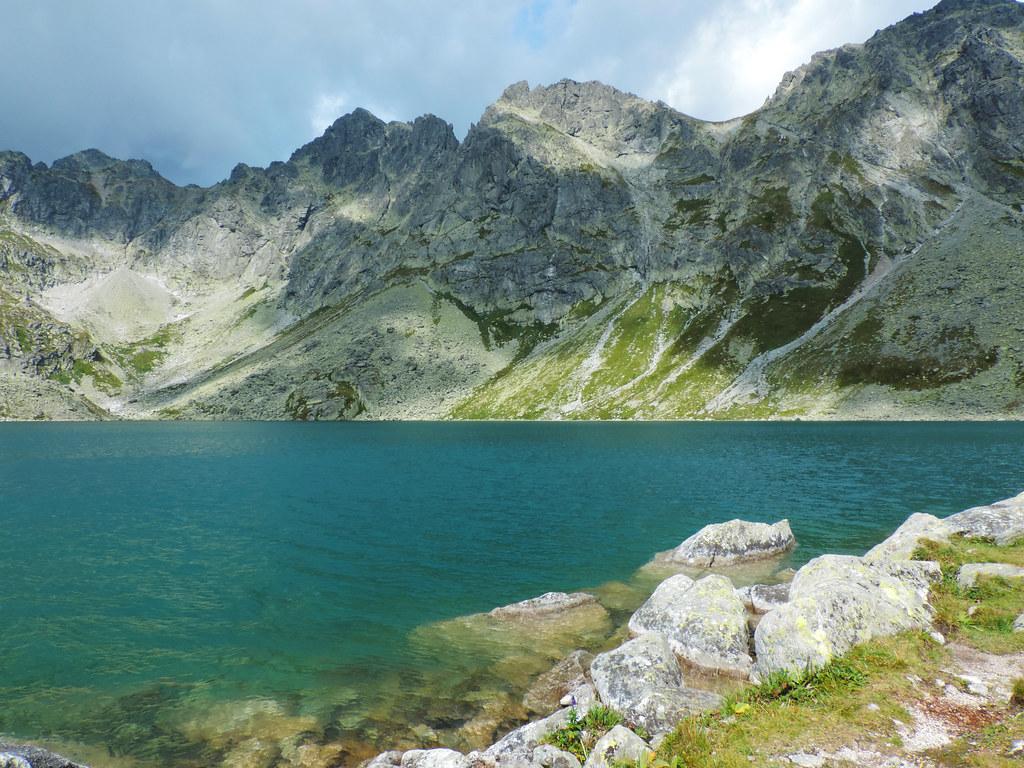 Day Hikes In The High Tatras: Velké Hincovo pleso