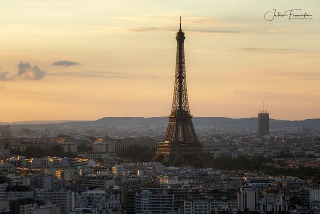 Trocadéro & Tour Eiffel, Paris