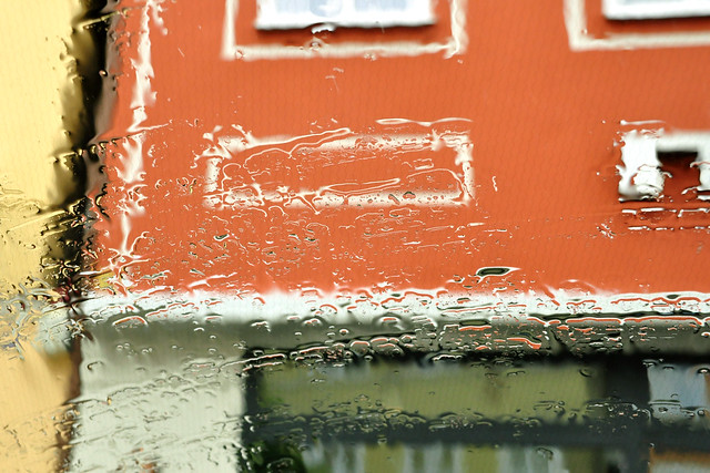 Juli 2019 ... Mindelheim im Regen ... Fotos: Brigitte Stolle