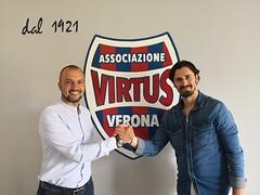 Virtus Verona, ufficiale: Umberto Quistelli nuovo Club Manager