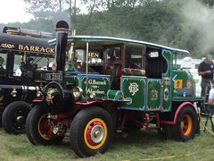 drewgrantuk posted a photo:	1924Foden Steam Wagon