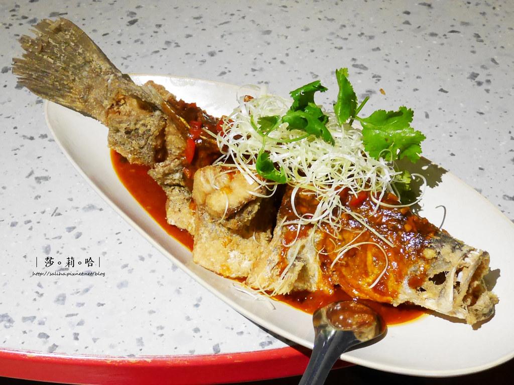 台北中山區松江南京站附近餐廳美食丰禾日麗平價熱炒台菜聚餐 (5)
