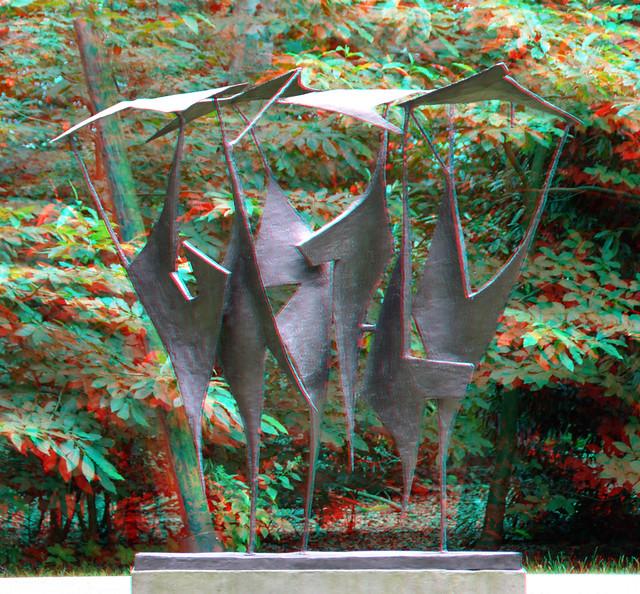 Bronze by Luciano Minguzzi 3D