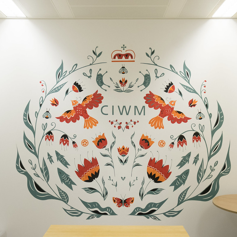 CIWM Office Move