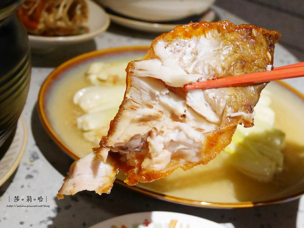 台北松江南京站丰禾日麗台灣味美食氣氛好中式餐廳 (2)