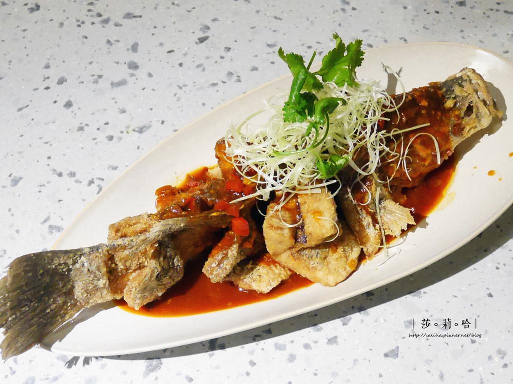 台北中山區松江南京站附近餐廳美食丰禾日麗平價熱炒台菜聚餐 (6)