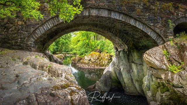 Betws-y-coed Bridge
