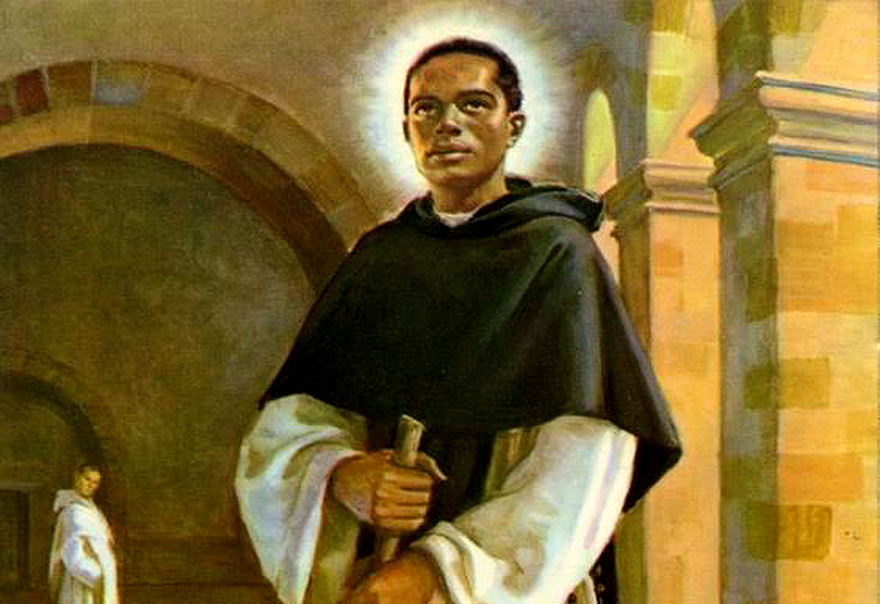 554) Evangelización de América (65). San Martín de Porres, O. P.