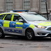 BX66HLJ / CXR Ford Focus estate of the Met Police by Ian Press Photography