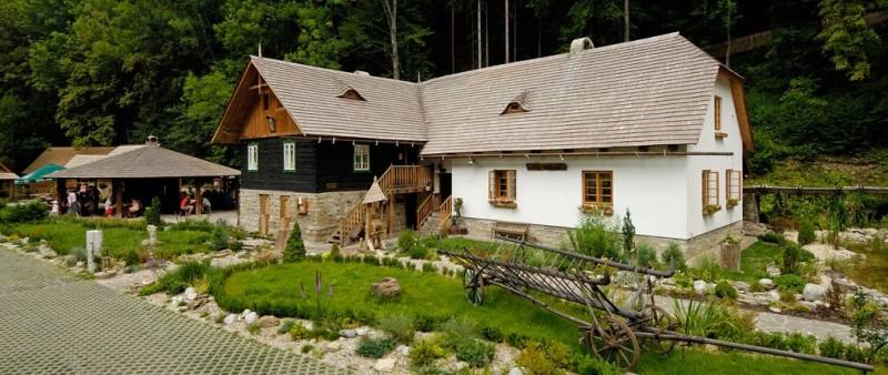 Švihák rožnovský: Areál Na mlýně - Kozlovice