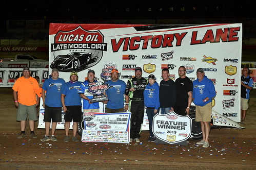 July 13-14, 2019 – Lucas Oil MLRA