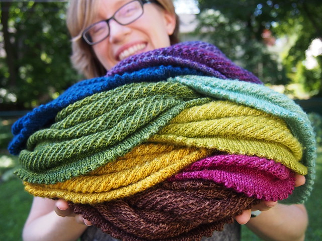 Presenting: 8 Willow Cowls.