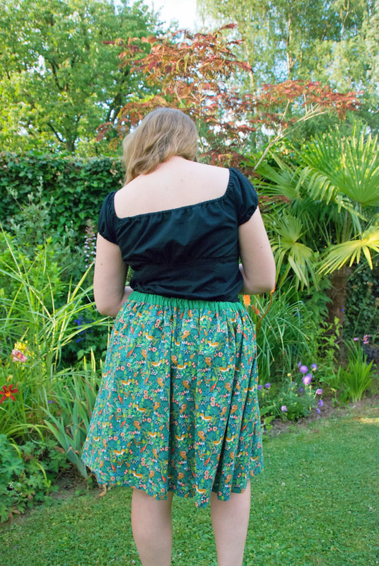 The rumble in the jungle skirt 04